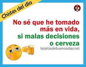 CHISTES GENIALES